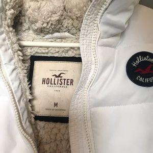 Hollister Jackets & Coats - Hollister Jacket Vest